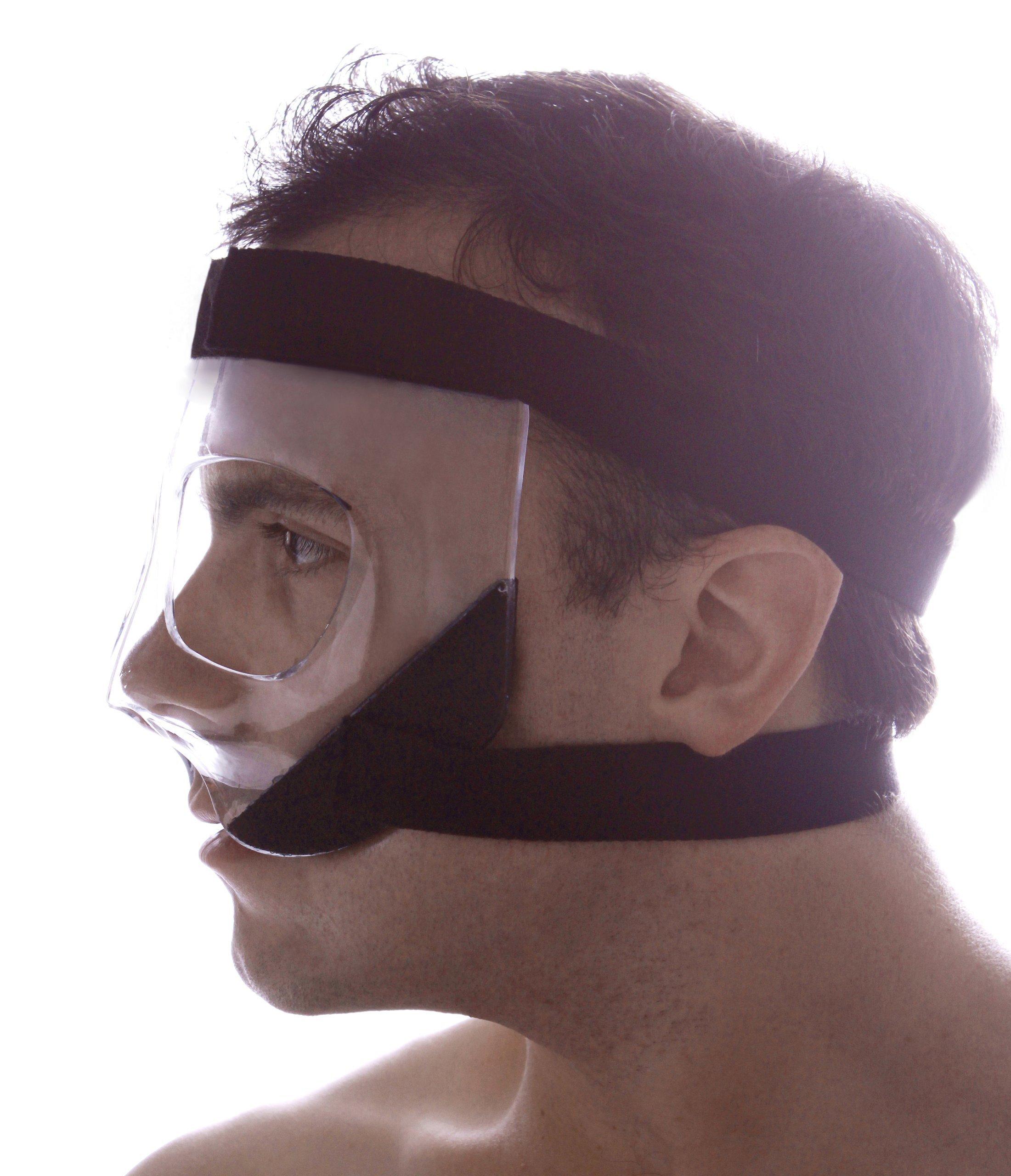 Маска для защиты носа спорт