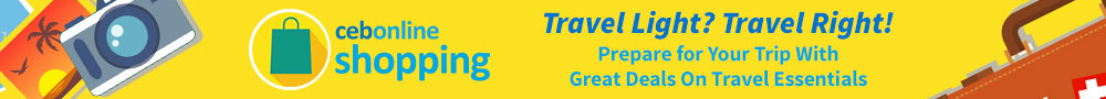 Travel Organizers for as low as P198