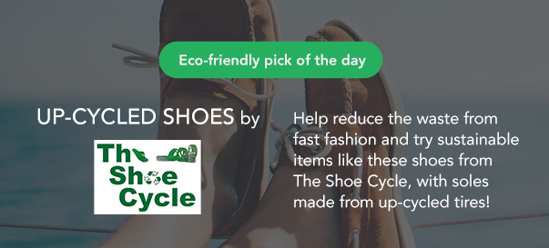 Earth Day 2018: The Shoe Cycle