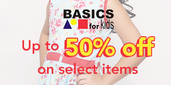 Basics for Kids Discount