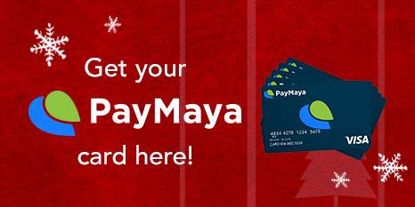 Christmas Paymaya