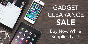 The great gadget clearance sale!