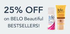 Belo Essentials 25%OFF on Bestsellers