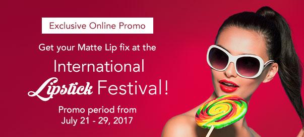 Lipstick Festival