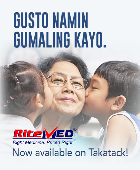 Ritemed Now Available on Takatack!