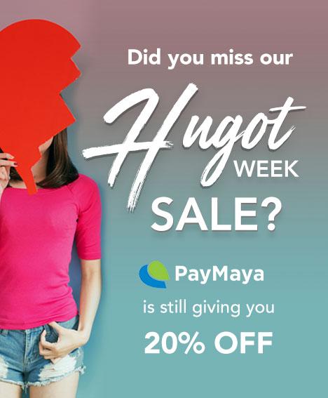 Hugot Extended Sale