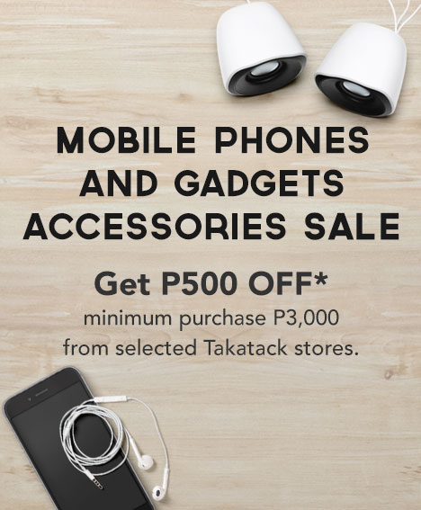 Mobile and Accessories Sale