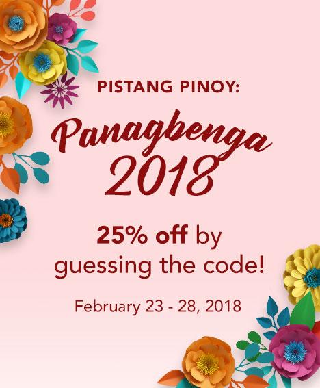 Panagbenga 2018