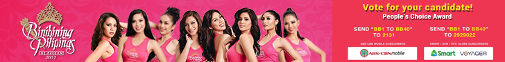 Bb.Pilipinas Cast your Vote!