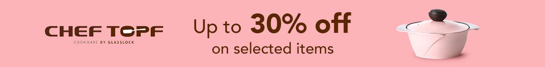 Chef Topf 30%OFF