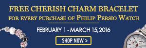 Free Charm Bracelet