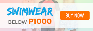 Swimwear for Men (Below P1000)