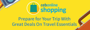 Travel Essentials for as low as P250