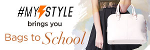 Bags to School by MyStyle