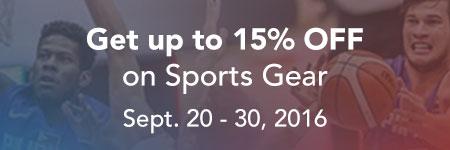 Sport the Gilas Pride