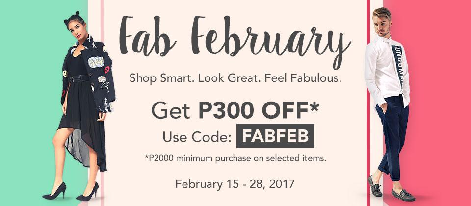 Fab February