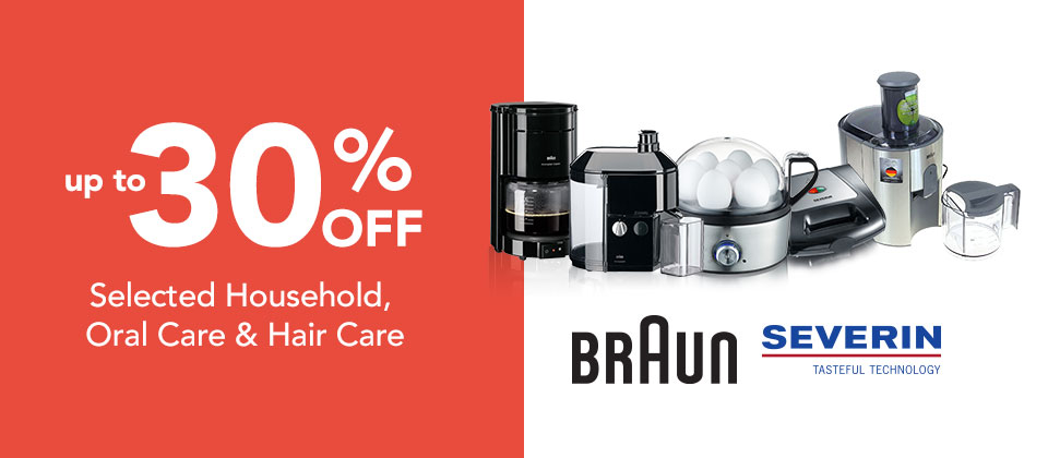 Braun and Severin Sale