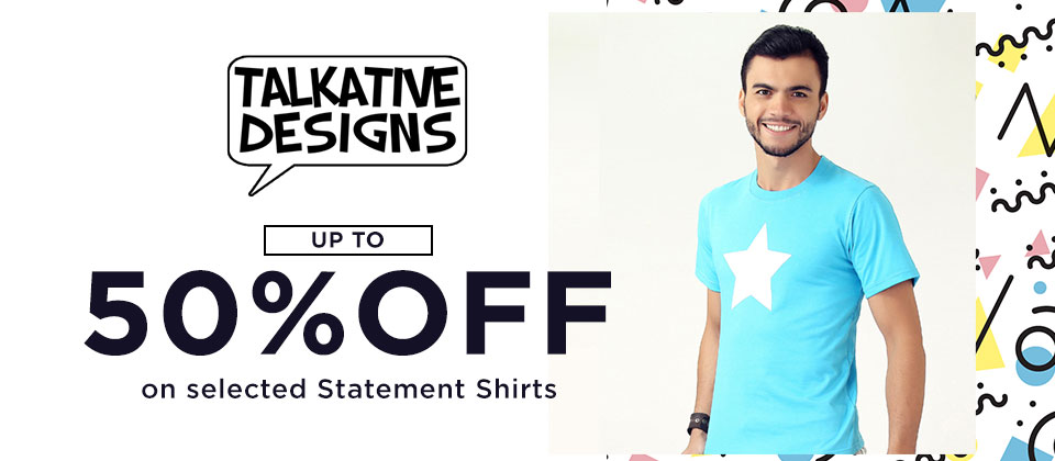 Talkative Design Sale