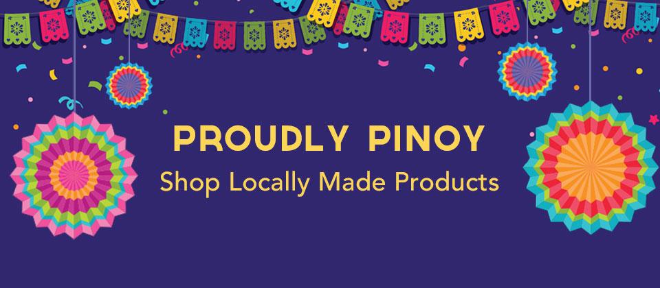 Pistang Pinoy Enero: Shop Local