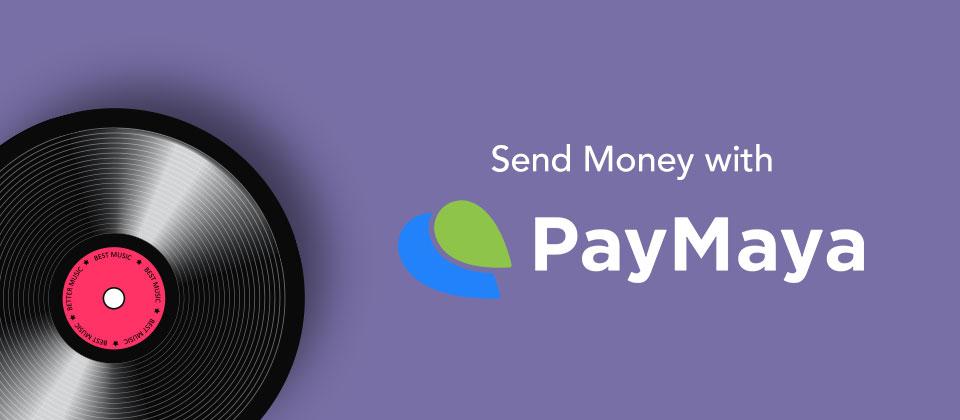 PayMaya, a new way to pay!
