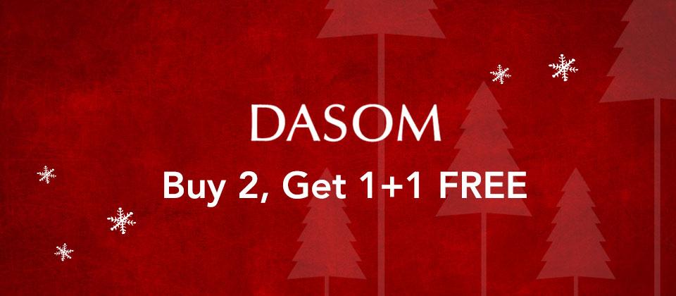 DASOM Sale December