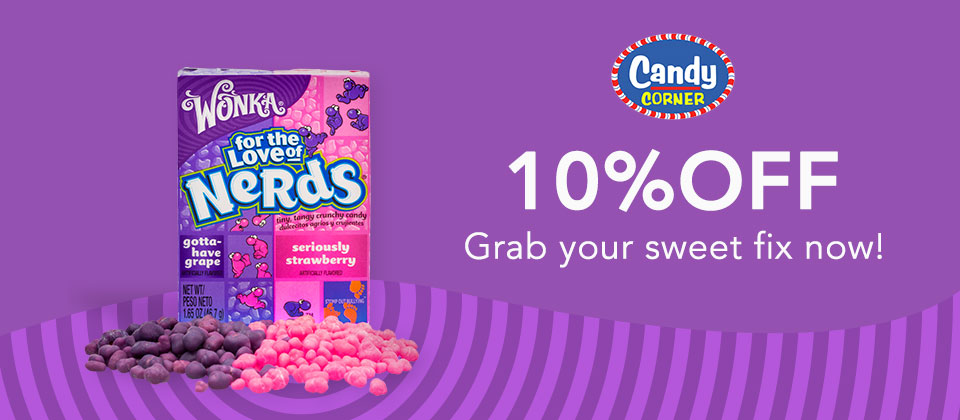 Get your Sweet Fix here!