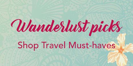 Summer Style Guide: Travel Essentials