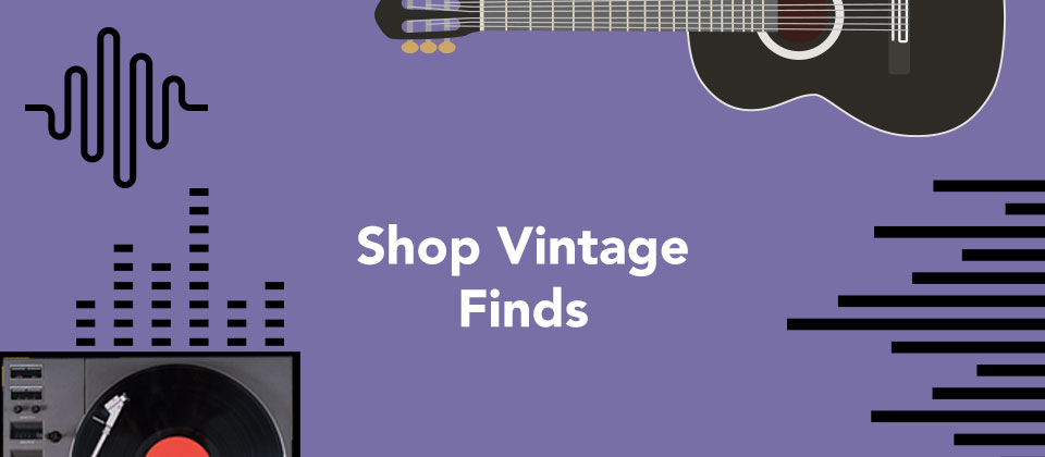 Shop Retro Rock!