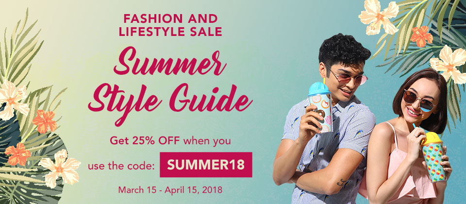Takatack Summer Style Guide