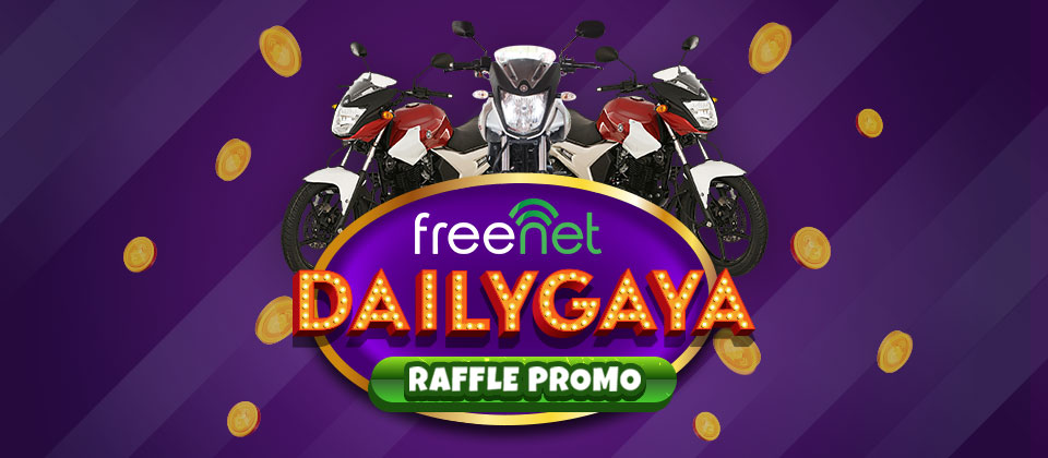 Join Freenet's Dailygaya to win prizes!