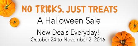 Halloween - Startling Fashion Sale
