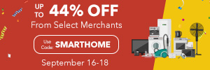 Large Discounts on Home Appliances!
