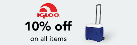 Igloo at 10%OFF!