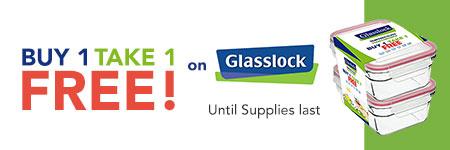 Glasslock Buy 1 Take 1