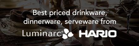 Luminarc and Hario Sale