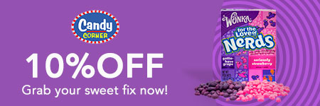 Up to 10%OFF on Candies