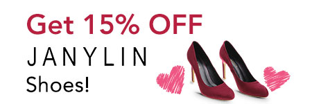 Janylin  Shoes Valentine's Day Sale