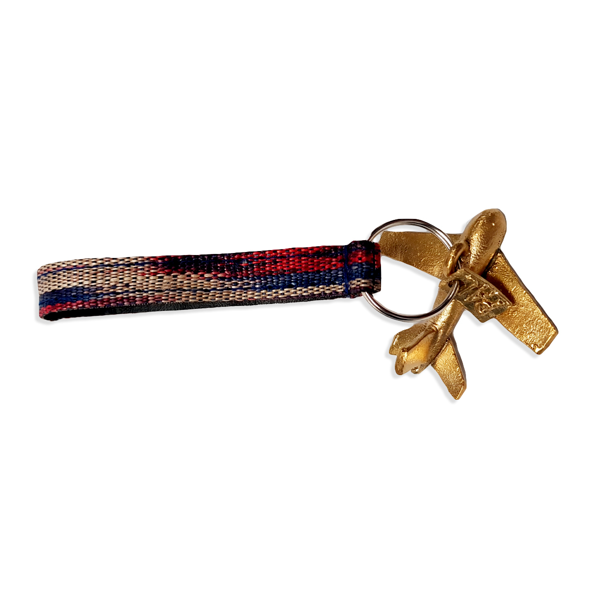 PAL EXCLUSIVES T'BOLI AIRPLANE KEYCHAIN