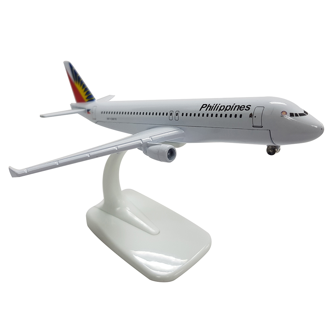 PAL Exclusives Die-Cast A320 PAPAL Jet