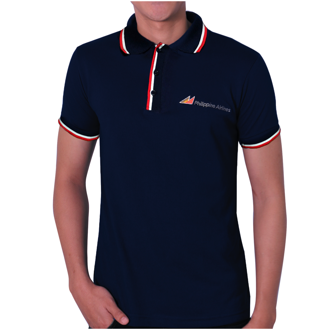 PAL Exclusives Striped Polo Shirt
