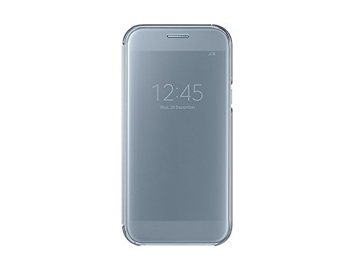 Samsung Galaxy A5 2017 Clear View Cover Blue Image
