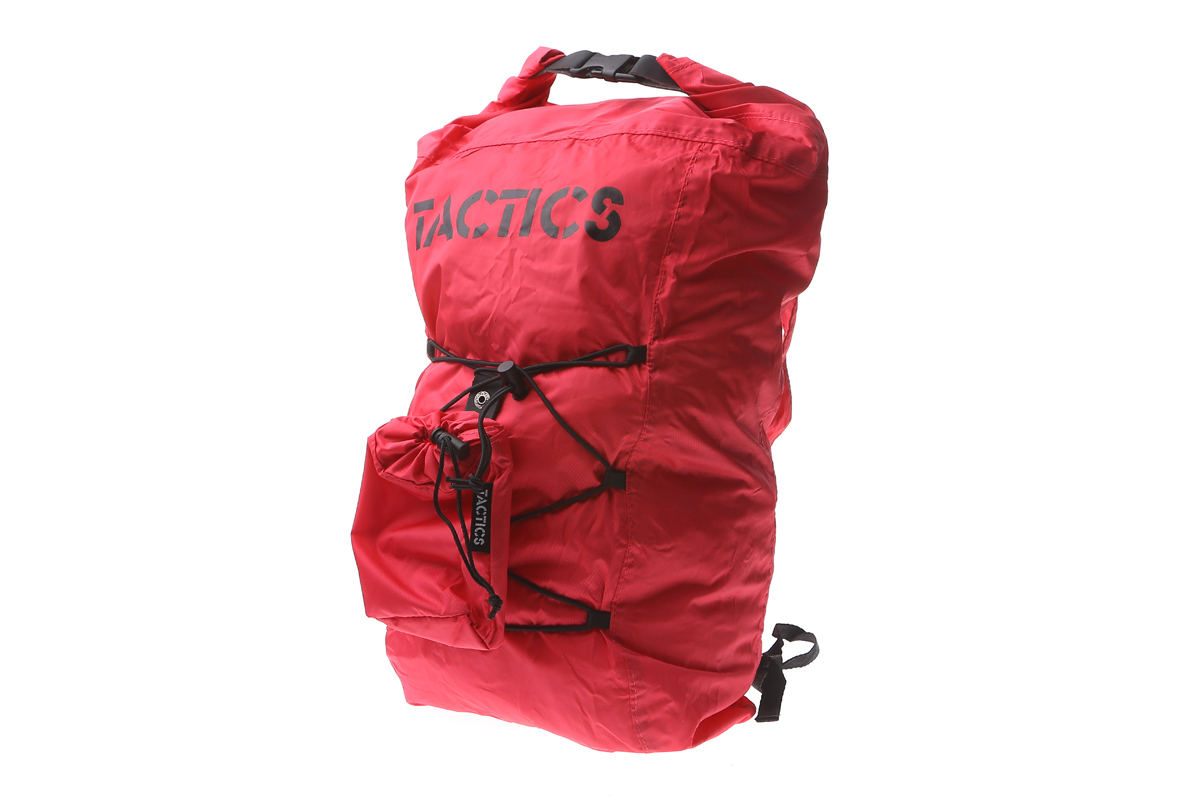 Tactics Climate Proof Backpack 20L (Red)