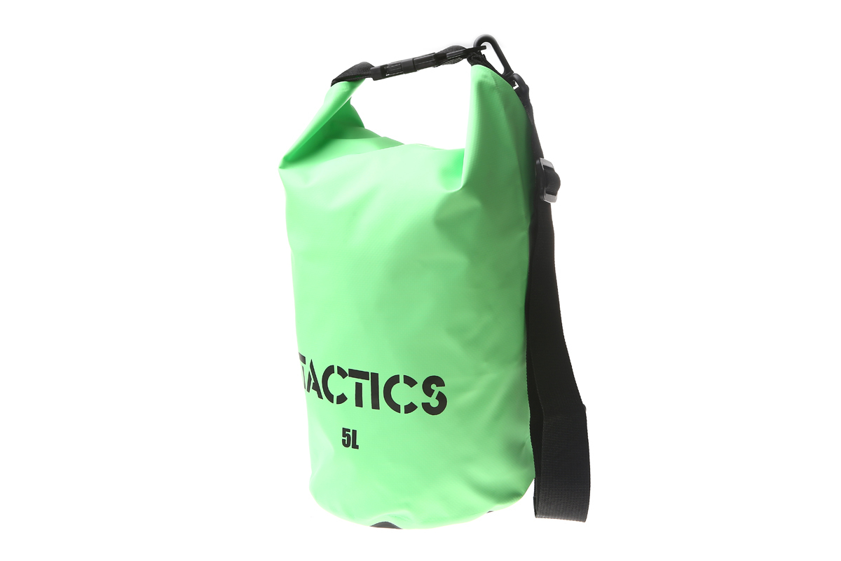 Tactics Waterproof Dry Bag 5L (Green)
