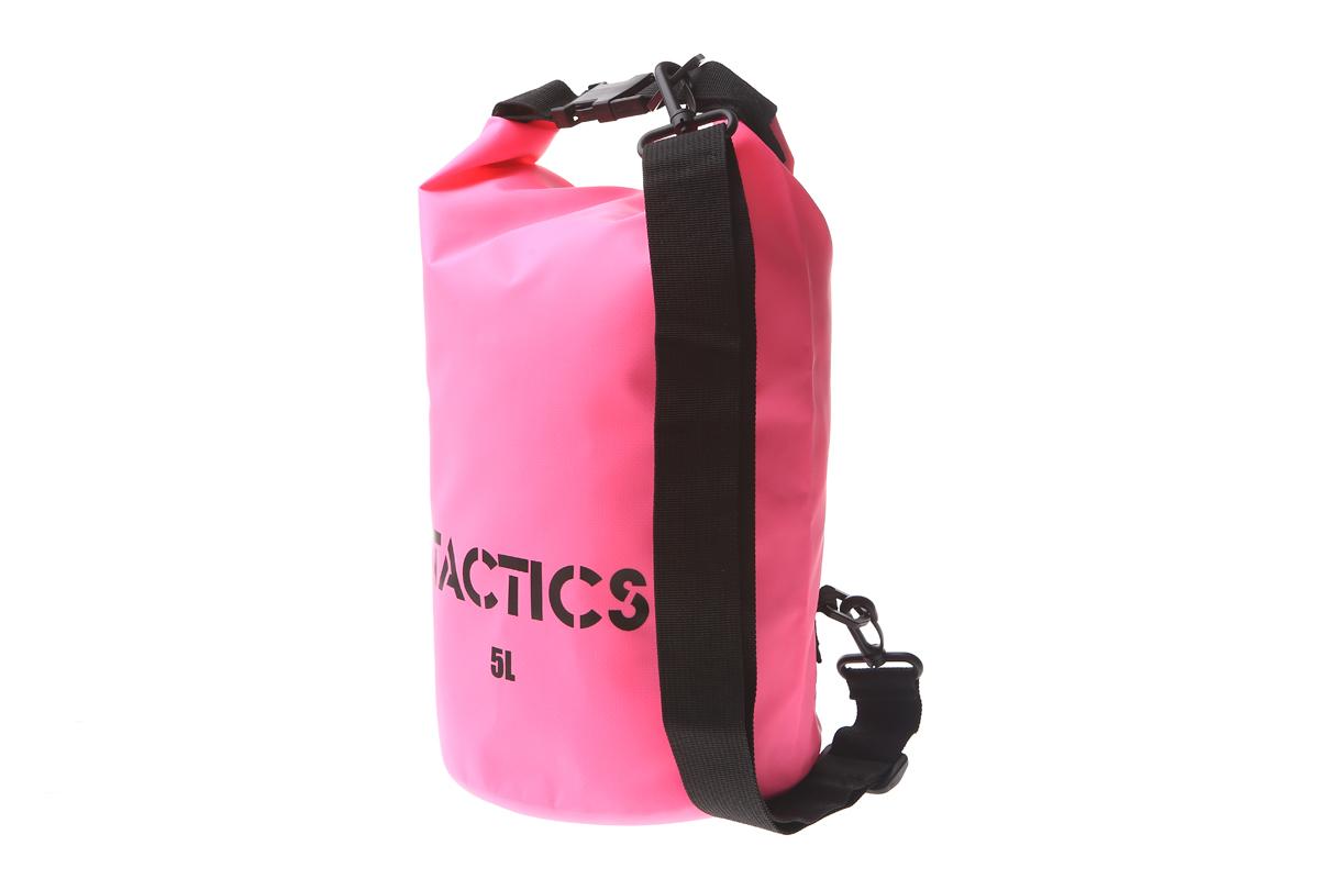 Tactics Waterproof Dry Bag 5L (Pink)