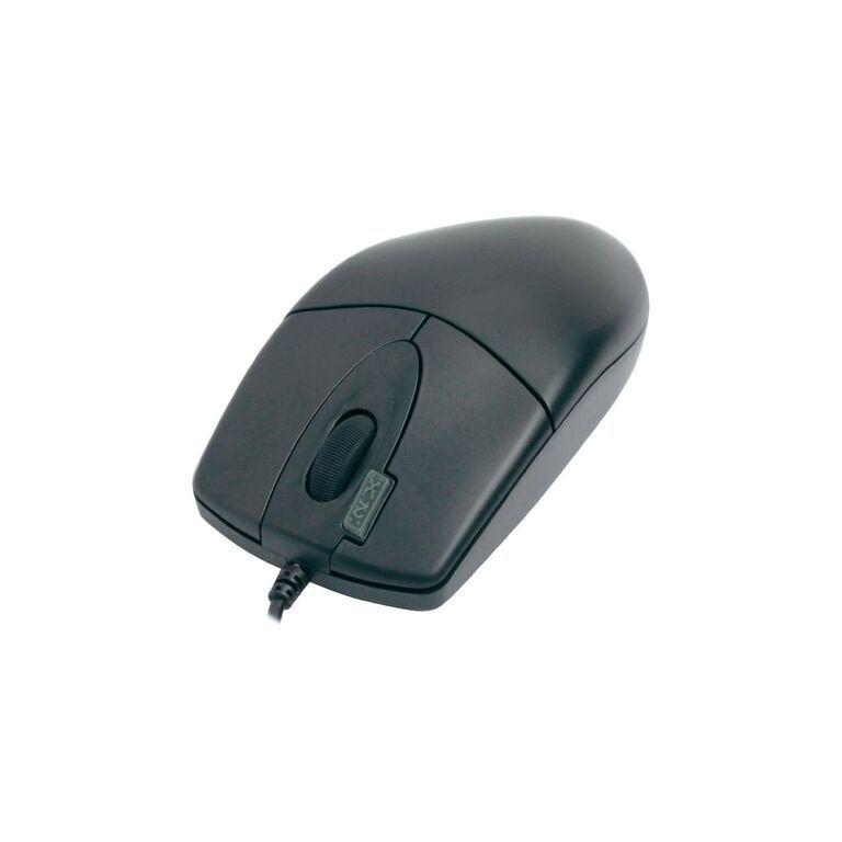 A4Tech OP-620D Wired USB Mouse (Black)