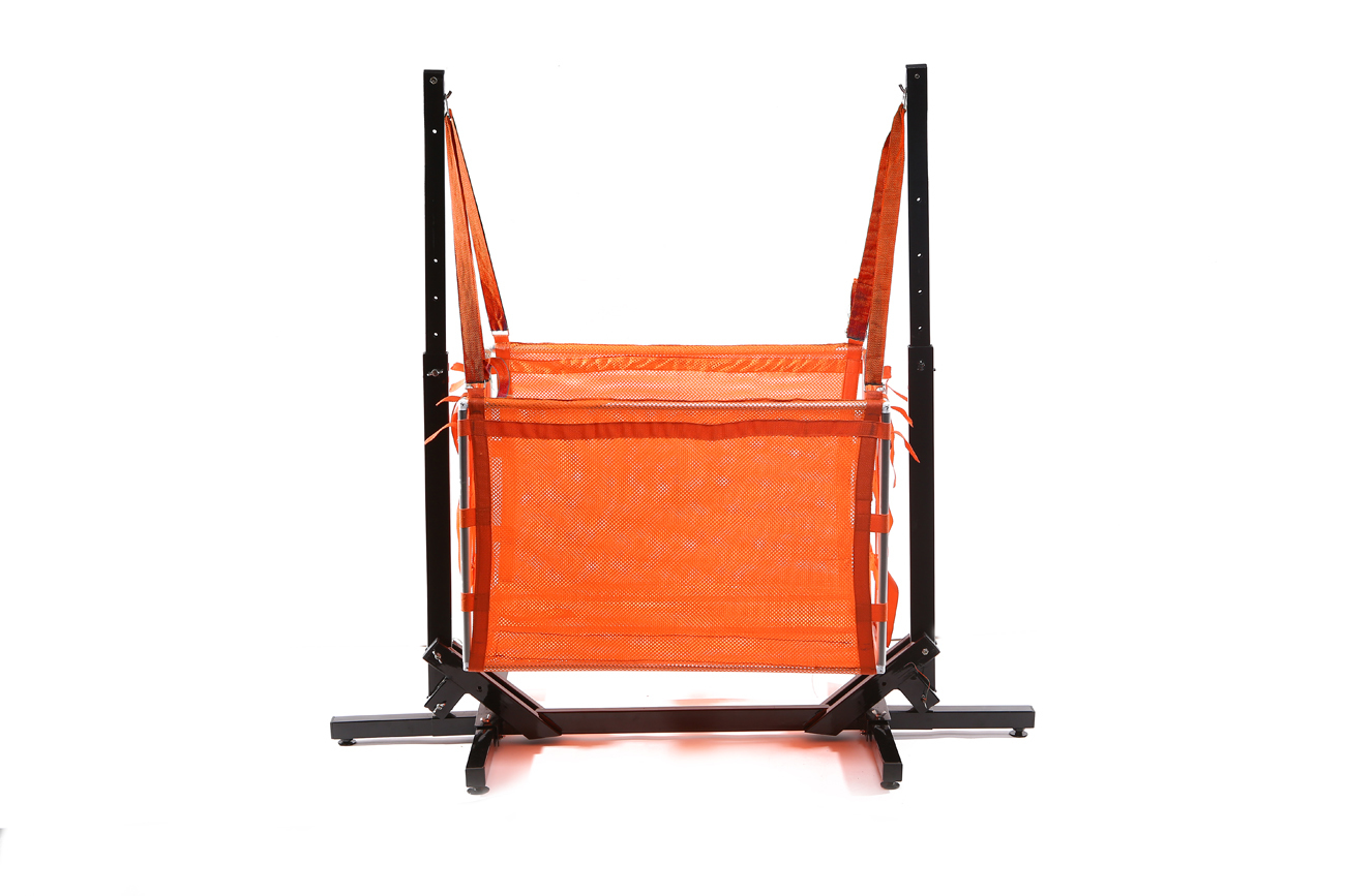 Baby crib for sale manila - View Details Jong Duyan Swinging And Folding Baby Crib Orange With Black Base