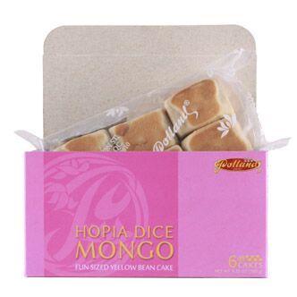 HOPIA DICE MONGO