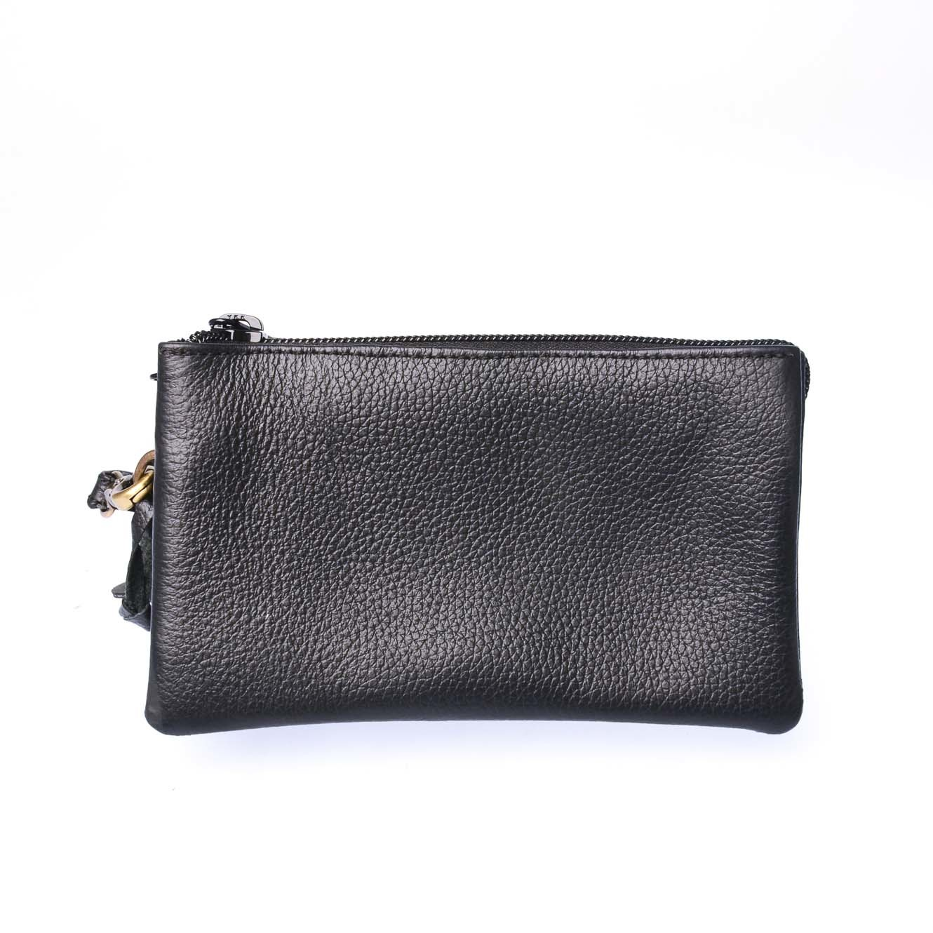 Our Tribe Women's Leather Pouch -Pouch Z