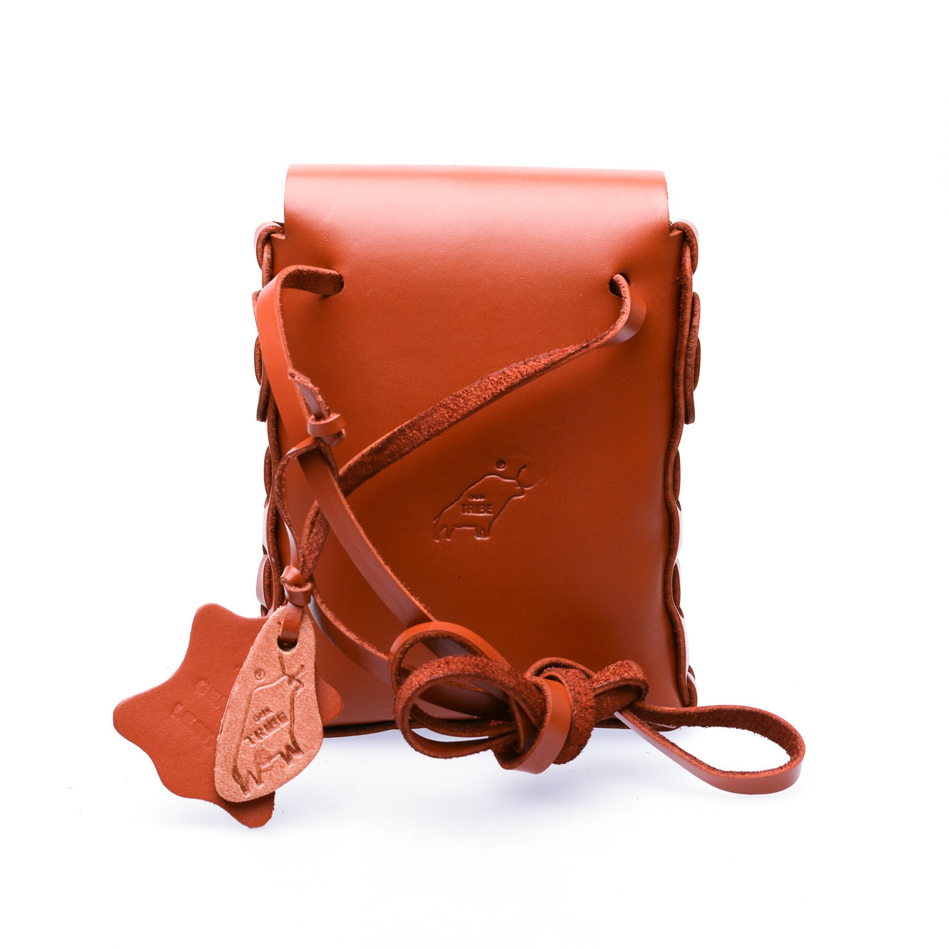 Our Tribe Women's Leather Pouch -Pouch W