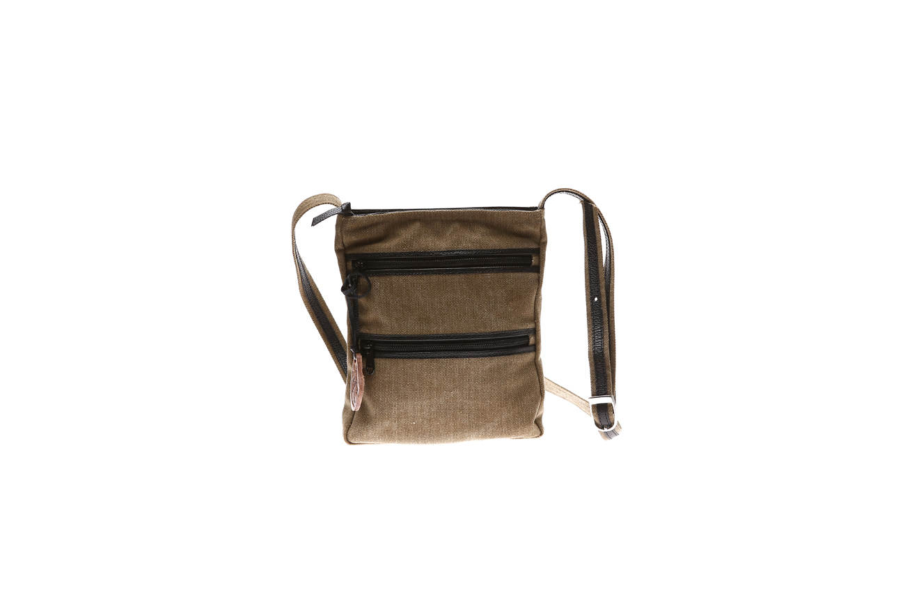 Our Tribe 774 Unisex Canvas Messenger Pouch